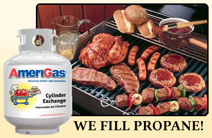 We Fill Propane